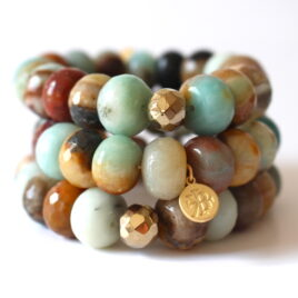 Amazonite Stackable